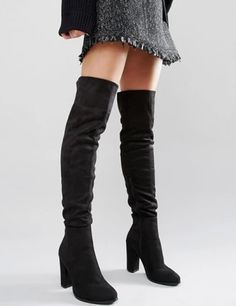e2563c00462 Thigh-high boots to wear when you get in formation.