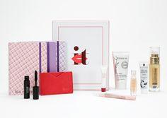 A l'intérieur de cette 2ème édition, découvrez 6 produits de beauté, 2 accessoires et une surprise pour sublimer votre regard