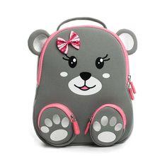 9b0b2ae8090 2018 Cocomilo Kindergarten Kids Animal Backpacks Waterproof Schoolbags  Satchel Boys Girls Children Cartoon Cat Bear School Bags From Touchy Style  Outfit ...