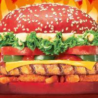 Burger King's photo