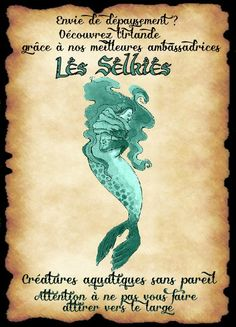 affiche selkie
