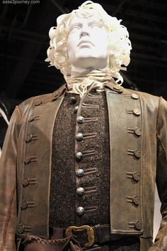 Jamie Fraser's Leather Coat: From Request to Reality - Join us as we spend time discussing our bond to Outlander and our new found attachment to AbbyShot's newest fan memorabilia - Jamie Fraser's Leather Coat.