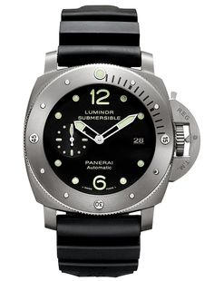 "PANERAI Luminor Submersible 1950 3 Days Automatic Titanio ""PCYC 10 Years of Passion"""