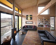 rural design architects: the hen house