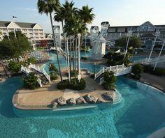 Fam friendly resorts (disney)