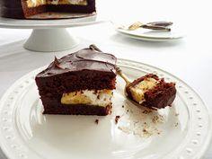 :pastry studio: Chocolate Banana Cream Cake