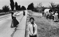 Gypsies, photo by Josef Koudelka.