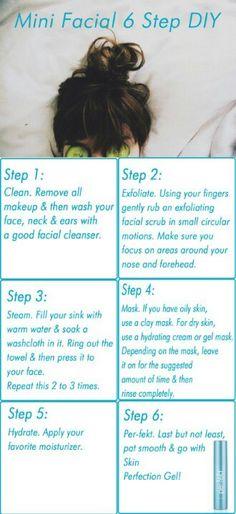 6 simple steps....