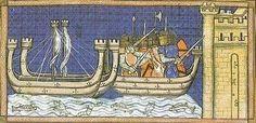 Después de un largo asedio que duró de febrero a noviembre del año 1219 la ciudad de Damienta pasó a manos de los Cruzados durante la Quinta Cruzada.  Mas adelante los cristianos estuvieron rodeados y sin comida, y finalmente tuvieron que llegar a un acuerdo: se retirarían de Egipto y de esa forma salvarían sus vidas.