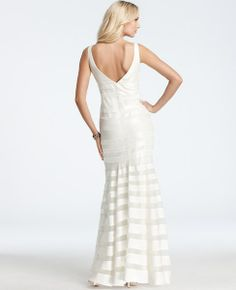 I can picture this dress perfect for a nautical wedding wedding petite silk georgette mermaid wedding dress ann taylor junglespirit Images