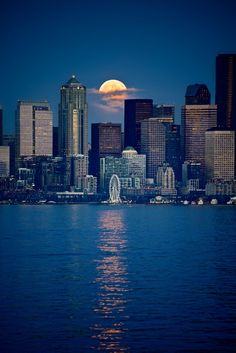 Seattle skyline!