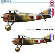 SPAD S.XIII C1