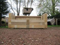 Complete Pallet Garden Set Lounges & Garden Sets