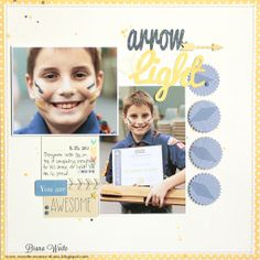 Arrow of Light - Scrapbook.com