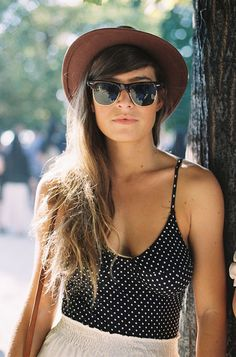 Perfect Hat and Sunnies for Summer