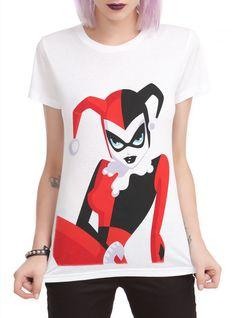 DC Comics Harley Quinn Girls T-Shirt