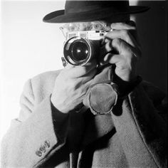 Henri Cartier Bresson by Dmitri Kessel.