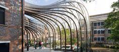 Destilería Bombay Sapphire en Reino Unido – ARQA