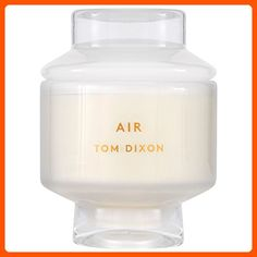 Tom Dixon Air Scented Candle Large - Fun stuff and gift ideas (*Amazon Partner-Link)