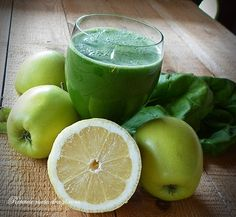 Suc de mar verde si spanac Healthy Drinks, Good To Know, Food And Drink, Cooking, Syrup, Food, Kitchen, Cuisine