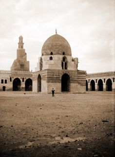 Visited this amazing mosque a few times.  So peaceful.  Ibn Tulun Mosque-Cairo