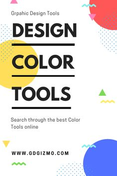 Here you can find lots of really handy color tools for designers. Discover, search, and bookmark your favorite color tools. Graphic Design Tools, Tool Design, Color Scheme Generator, Used Tools, Color Box, User Interface, Favorite Color, Color Schemes, Designers