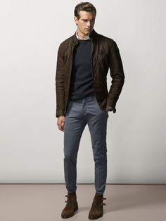The best selection of contemporary and vintage clothing, luxury brands and many more you can buy online now Mens Casual Suits, Stylish Mens Outfits, Casual Outfits, Outfit Hombre Casual, Man Dressing Style, Mein Style, Mens Clothing Styles, Vintage Outfits, Vintage Clothing