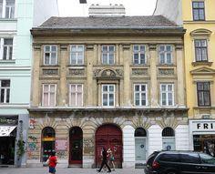 Vienna:  Burggasse 86