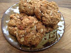 Not Too Sweet Barley Nut Cookies
