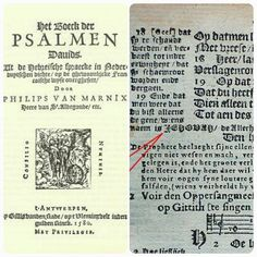 "The Book of the Psalms of David, 1580  Philips Marnix St. Aldegonde uses God's name: ""JEHOVAH"" at Psalms 83:19  #Godsname #Jehovah #Bible #Psalms"