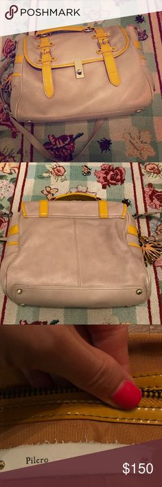 Anthropologie Pilcro + The Letterpress leather bag Classic and vintage. Perfect for any Anthro lover- this is a unique Pilcro + The Letterpress Bag- not sold anymore 💼 in great condition! Anthropologie Bags