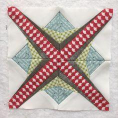 Block 15 of the Splendid Sampler quilt