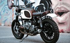"1982 BMW R65 ""Sequoia"" by Motolook"