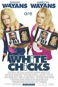 Directed by Keenen Ivory Wayans. With Marlon Wayans, Shawn Wayans, Busy Philipps, Maitland Ward. Two disgraced FBI agents go way undercover in an effort to protect hotel heiresses the Wilson sisters from a kidnapping plot. Marlon Wayans, Funny Movies, Comedy Movies, Good Movies, Movies Box, Watch Movies, Terry Crews, White Chicks Movie, Yo Momma Jokes
