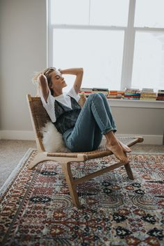 @zoelaz boho living room | Four Chairs Furniture
