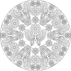 Welcome to Dover Publications  Creative Haven Groovy Mandalas Coloring Book
