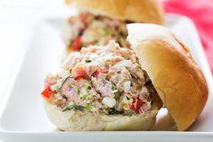 Ham Salad Recipe on Yummly. @yummly #recipe