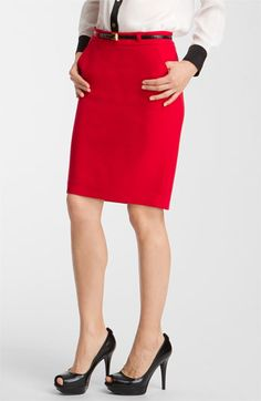 I keep looking at work things... sigh. Trina Turk 'Brandi' Skirt available at #Nordstrom