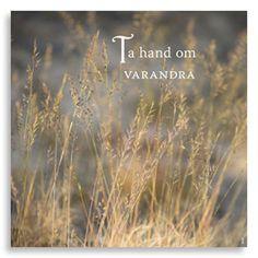 Kort Ta hand om varandra, ur kollektion Livskonstnär. Foto: Anja Callius. Från (c) Kreativ Insikt.