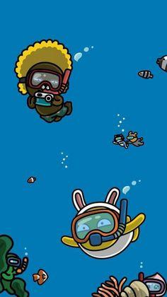Cartoons HD Desktop Wallpapers for Widescreen Cartoon Wallpaper, Tumblr Wallpaper, 3d Wallpaper, Illustration Sketches, Illustrations And Posters, Cute Lockscreens, Cute Couple Cartoon, Kakao Friends, Manga Cute