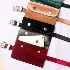 Mihaivina महिला कमर बेल्ट बैग छोटे महिला बैग यात्रा बैग कमर पैक Bolsas पु चमड़े बेल्ट पैक 6 रंग Card Case, Belt, Wallet, Accessories, Fashion, Belt Bags, Travel Bags, Colors, Women
