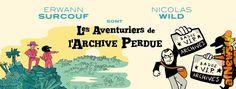 """I """"predatori"""" dell'Archivio Perduto: la mostra di Surcouf & WIld a Lione - http://www.afnews.info/wordpress/2016/11/11/i-predatori-dellarchivio-perduto-la-mostra-di-surcouf-wild-a-lione/"""