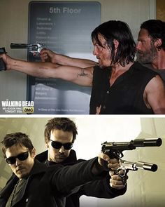Boondock saints reference in episode 8