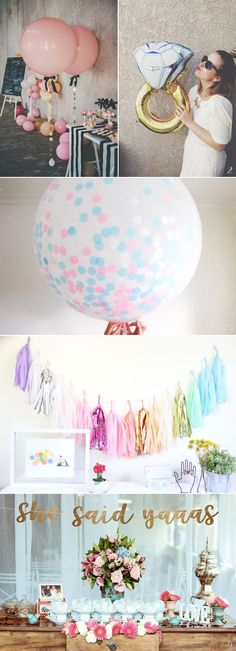 The best bridal showers go way beyond just opening gifts! This is an opportunity to throw a sweet soiree for the bride-to-be to celebreate her new adventure. An awesome bridal shower is activity-driven and speaks the bride-to-be's personality. If you are planning your best friend's bridal shower, here are some creative ideas and handpicked props …