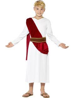 Ponce Boys Roman Costume Greek God Gladiator Sparticus Centurion Toga Kids *** Visit the image link more details. Boy Costumes, Halloween Costumes For Kids, Roman Costumes, Greek Costumes, Couple Costumes, Family Costumes, Toga Fancy Dress, Roman Toga, Smart Outfit