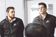 puckling: missmollyetc: Tyler Seguin once again putting the 'T' in subtle.