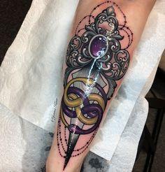 Never ending story inspired #tattoo