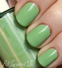 Clinique A Different Nail Enamel for Sensitive Skins Swatches | All Lacquered Up