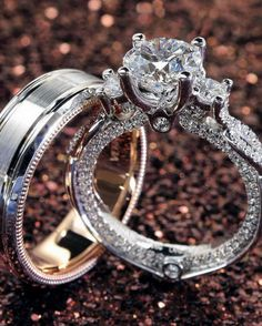 It's the beginning of a brilliant romance. #verragio #unlikeanyother…