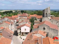 Charroux | Les plus beaux villages de France - Site officiel